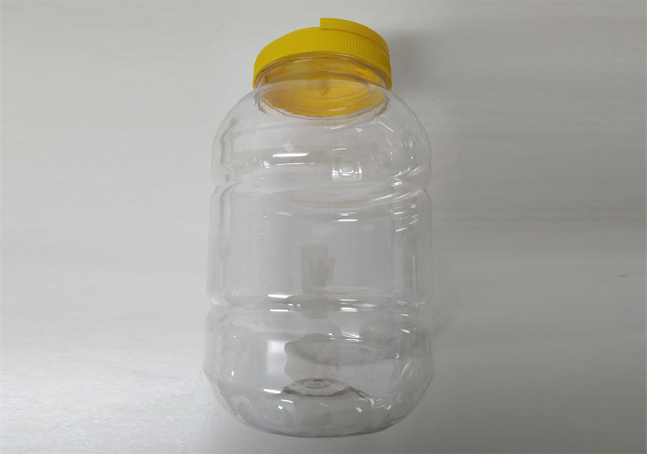 Ergopack - δοχεία - Συσκευασία - Βάζο μεγάλο