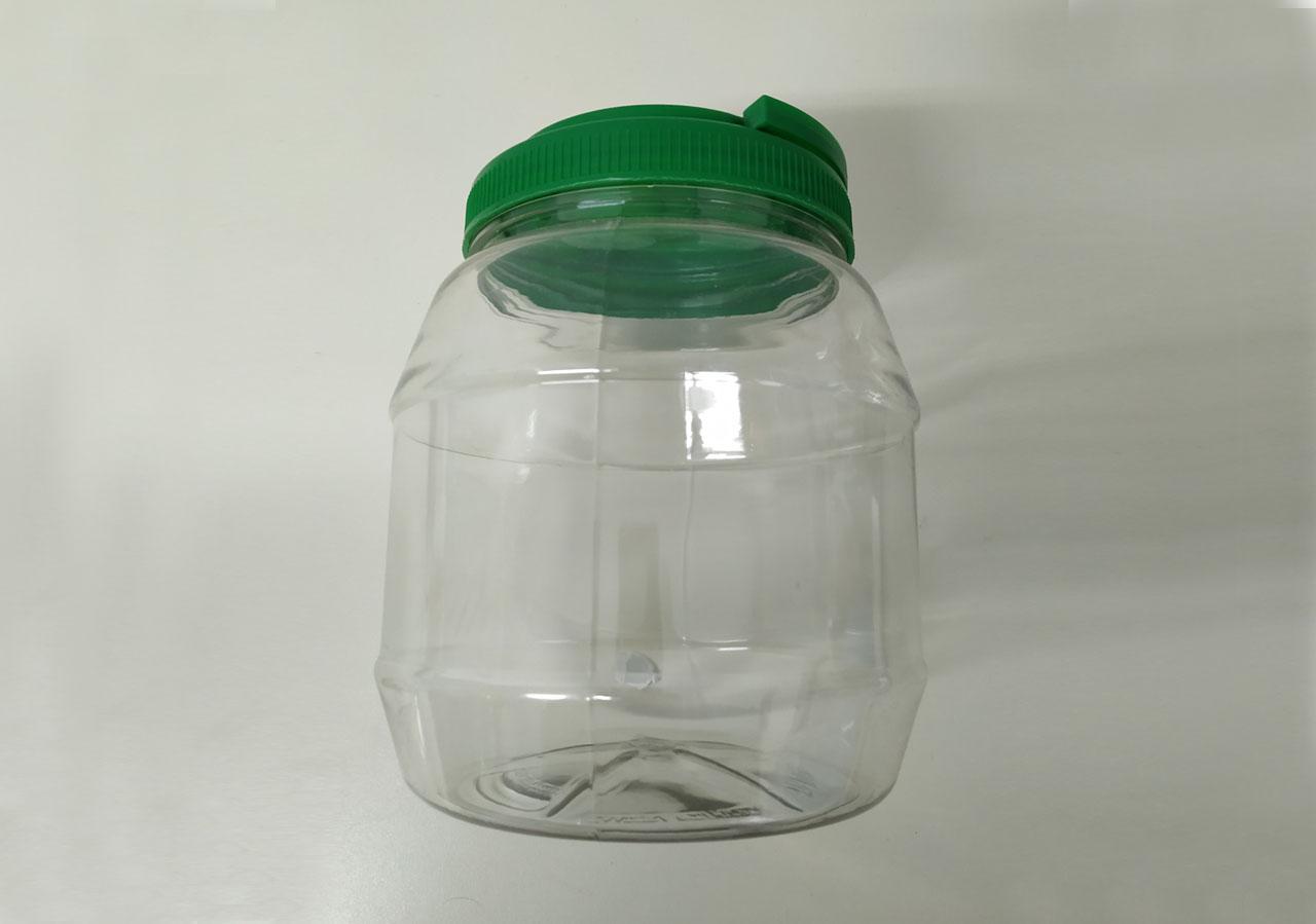 Ergopack - δοχεία - Συσκευασία - Βάζο μικρό